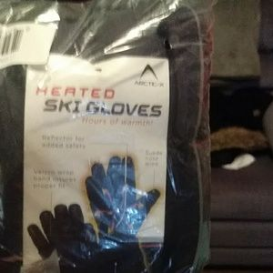 arctic x Accessories - Heated ski gloves